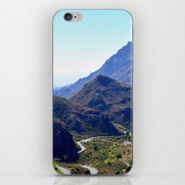 Mountains of Gran Canaria iPhone Skin