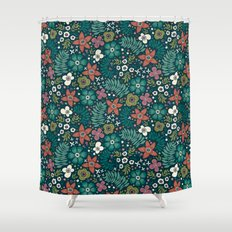 Secret Meadow Shower Curtain
