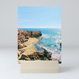 Autumn Sun Mini Art Print