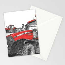 Case IH Tractor Stationery Cards