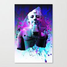 digital Egyptian  Canvas Print