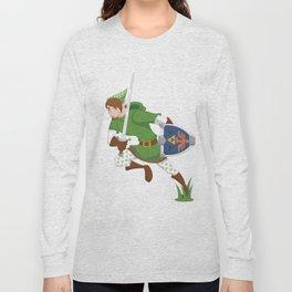 Nate-Link Long Sleeve T-shirt