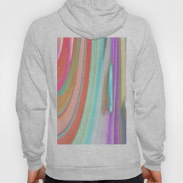 476 - Abstract Colour Design Hoody