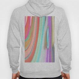 476 - Abstract Colour Design Hoody