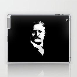Teddy Roosevelt Laptop & iPad Skin