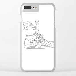 Sup 94 Clear iPhone Case