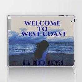 In The West Coast Laptop & iPad Skin