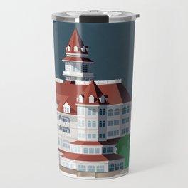 Grand Floridian Resort Travel Mug