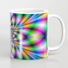 Star in Neon Lights Mug
