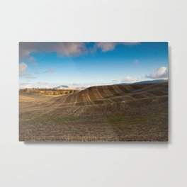 The Hills of Moscow (Idaho) Metal Print