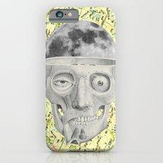 poor skeleton steps out iPhone 6 Slim Case
