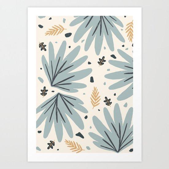 tiny jungle - cool by jeanvioletdesign