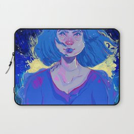 I'm blue. Laptop Sleeve