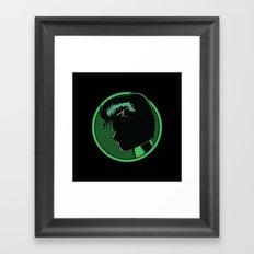 The Spirit Detective Framed Art Print