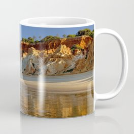 Falesia cliffs in the early morning Coffee Mug