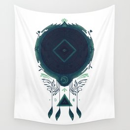 Cosmic Dreaming Wall Tapestry