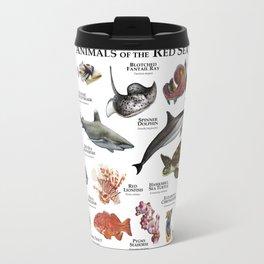 Animals of the Red Sea Travel Mug