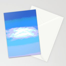 Cloud II Stationery Cards