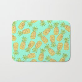 Pineapple of My Eye  Bath Mat