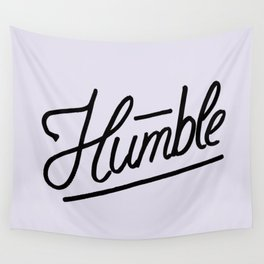 Humble Wall Tapestry
