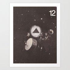 Keep Playing (no. 12) Art Print