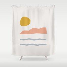 island Shower Curtain