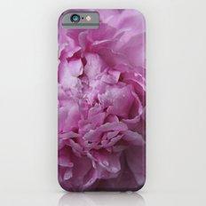 Pink Peony  iPhone 6s Slim Case