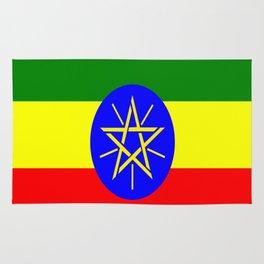 Flag of Ethiopia Rug