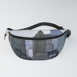 Hovering Architecture Fanny Pack