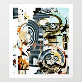 Grand Scheme Art Print