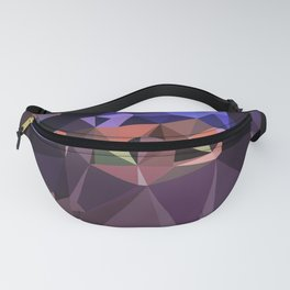 polygonal abstraction Fanny Pack