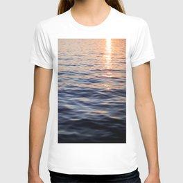 Puget Sound Sunset II T-shirt