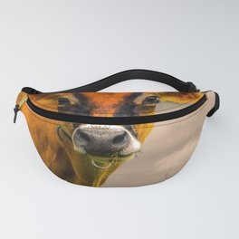 The Orange Cow Fanny Pack