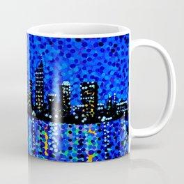 Perth Evening Blues Coffee Mug