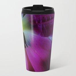 Tulip Light Painting Travel Mug