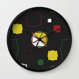 Logo Love Wall Clock