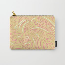 squiggle wiggles 007 Carry-All Pouch