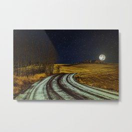 Somewhere, somebody out there is thinking of you Metal Print