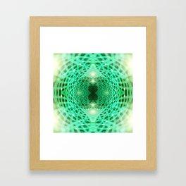 Geometry Dreams : Eternity Framed Art Print