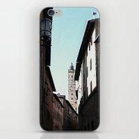 italian iPhone & iPod Skins featuring Italian Roofs by WaterAngel42