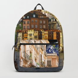 A Glimpse of the World Backpack