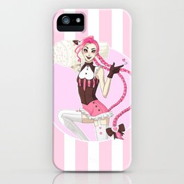 Sweet Tooth Jinx iPhone Case