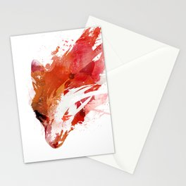 On the 7th day Stationery Cards