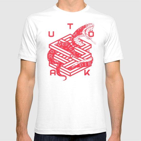 SNAKESKIN T-shirt