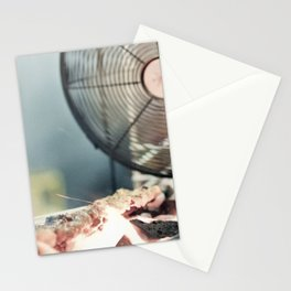 Hawker stand Stationery Cards