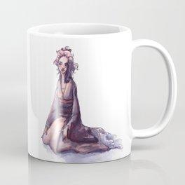 Watercolour of Tian Yi Coffee Mug