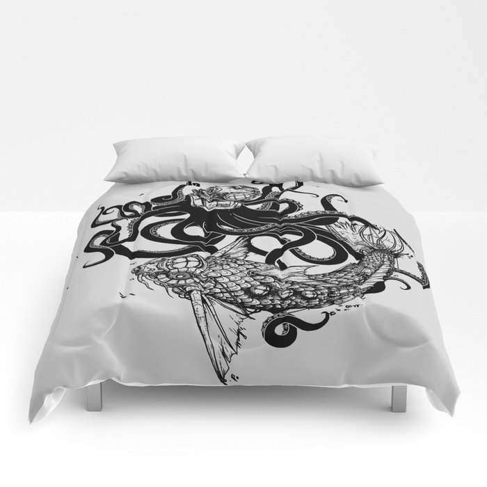 Into the Abyss Comforters