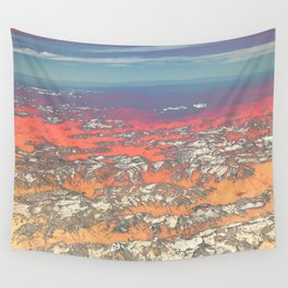 High Wall Tapestry