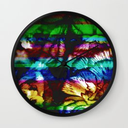 An ode to interspecies mood enhancement technique. Wall Clock