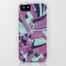 Twisting Nether iPhone Case